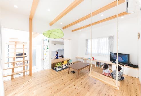ライフラボ徳島の家づくり 自由設計の家