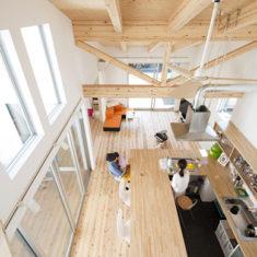 ソラマドの家の新築施工事例